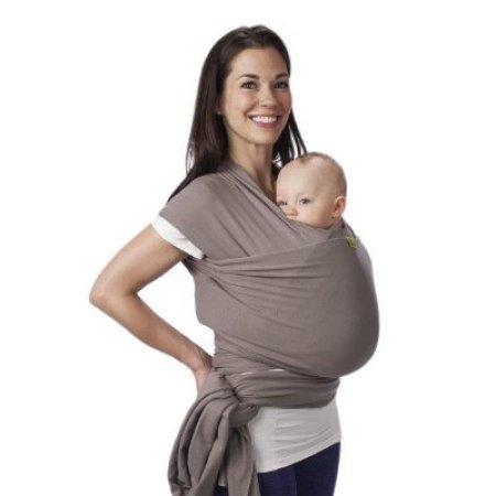 Porte bébé ventral   tout savoir pour porter bébé contre vous 84f48c48f72